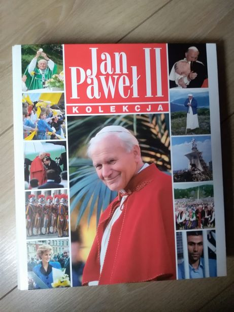 Album Jan Paweł 2