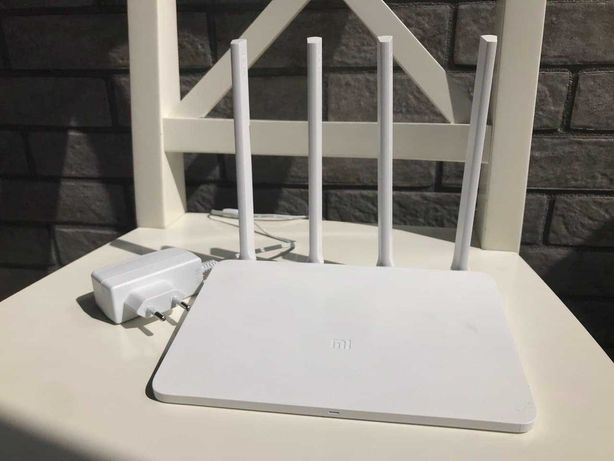 Wi-Fi Роутер Xiaomi Mi Wi-Fi Router 3 USB International version