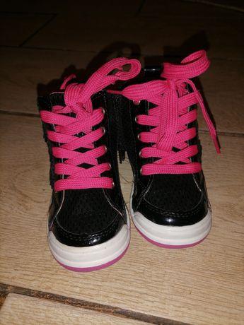 Новые ботинки, хайтопы на девочку