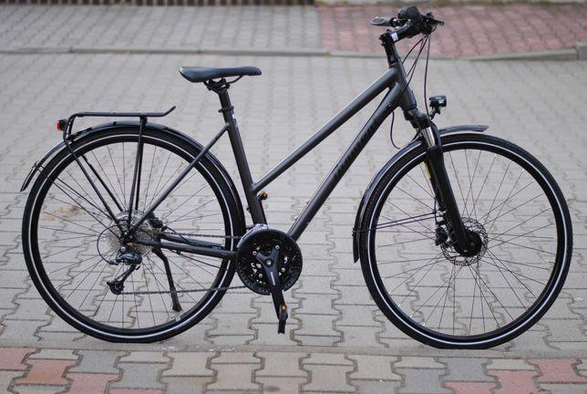 Damski rower trekingowy Diamant Elan Legere shimano deore, jak nowy