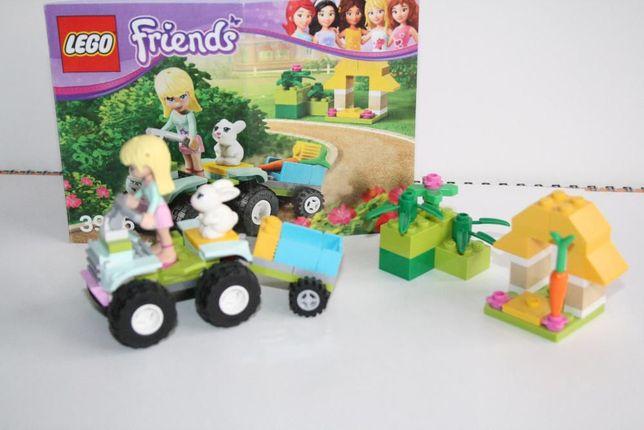 Lego Friends Autko dla zwierząt 3935