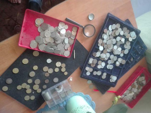 Sprzedam monety polska i nie tylko
