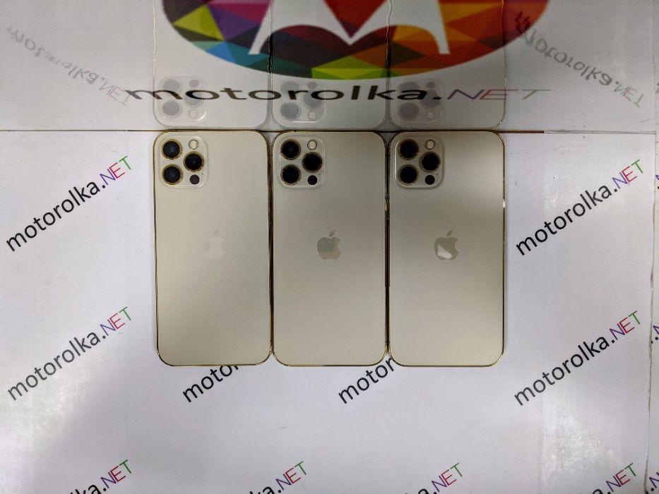 iPhone 12 Pro 128 Gold R-SIM 100% АКБ Магазин! Гарантия 3 месяца Одесса - изображение 1