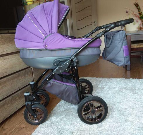 Wózek dziecięcy Zippy Lux 3w1