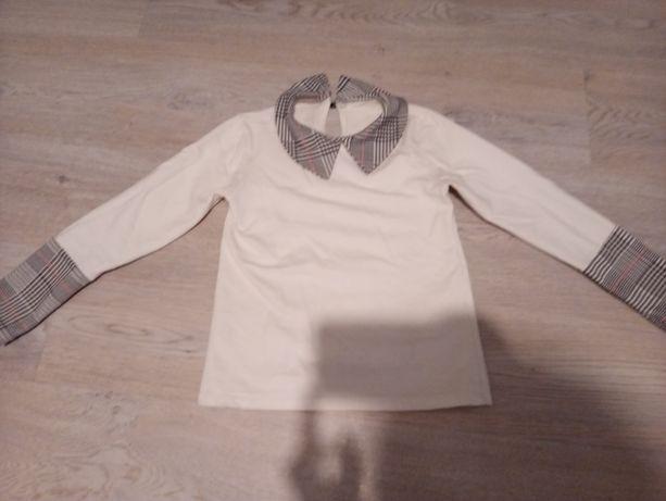 Elegancka bluzeczka koszula 134