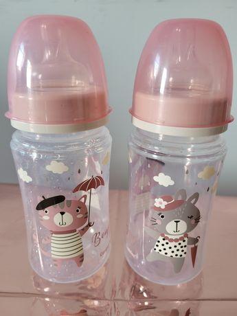 Butelki dla dziewczynki