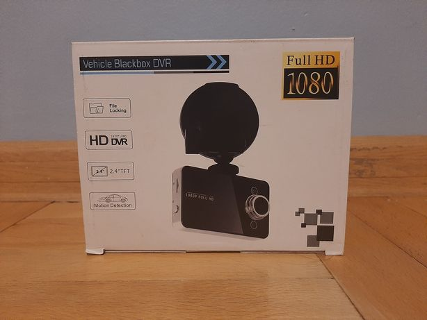 Kamera Vehicle Blackbox DVR