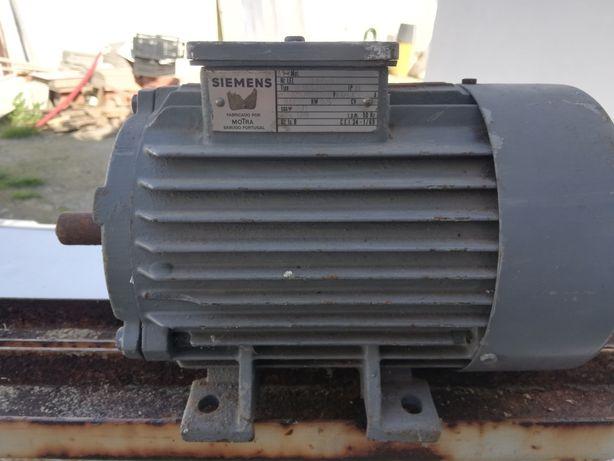 Motor eléctrico sem uso