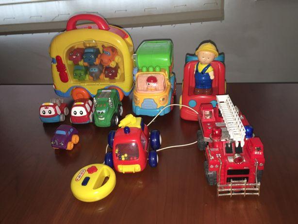 Brinquedos carros bebé