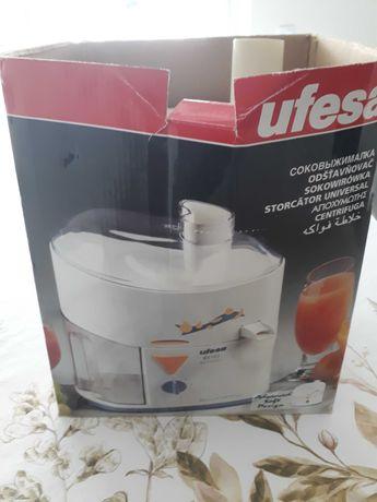 Maquina de sumos UFESA