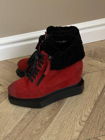 Ботинки, осень, зима