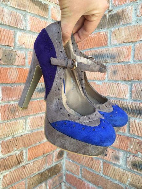 Женские туфли JOXY Размер 39 (25 см.)