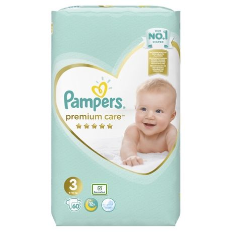 Подгузники Pampers Premium care р. 1, 2, 3, 4, 5 памперс премиум