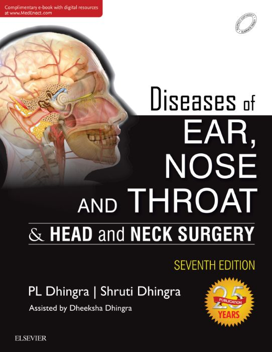 Diseases of Ear, Nose and Throat, 7th edition/ ЛОРы