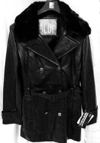 Женская кожаная куртка (46-48размеры)