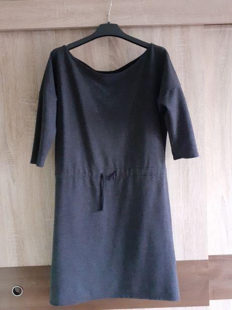 Sukienka dresowa oversize
