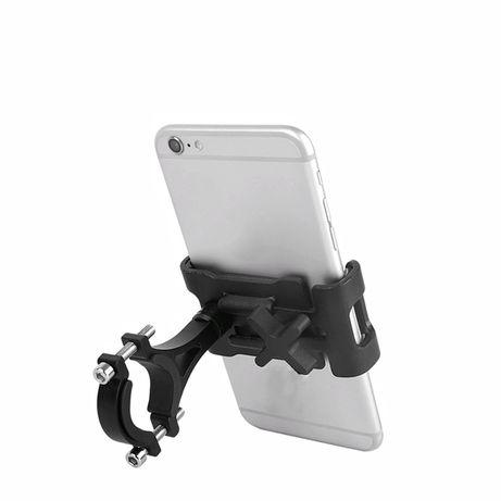 Suporte de telemóvel universal para montar no guiador