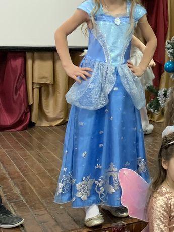 Платье золушки, золушка disney