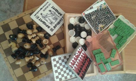 Набор Игр