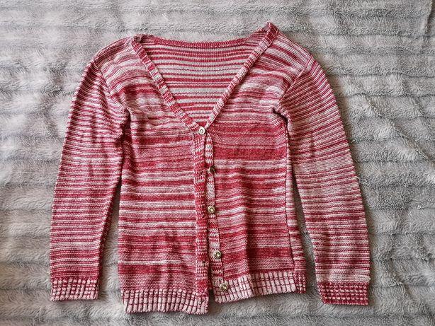 Sweterek w paseczki