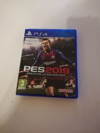 PES 2019 play station 4