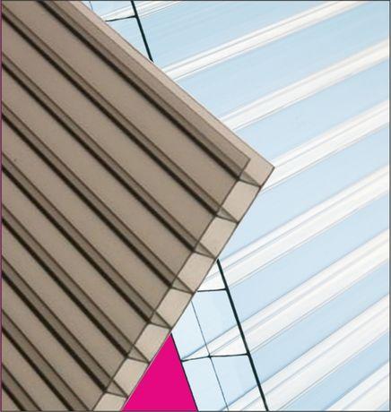 Poliwęglan komorowy Lity płyty Plexiglas Dibond dach taras HPL PCW