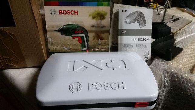 Wkrętarka Bosch IXO
