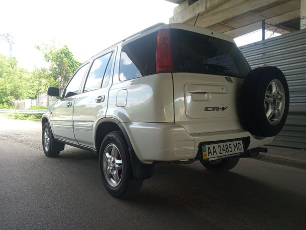 Honda CRV Автомат,газ/бензин
