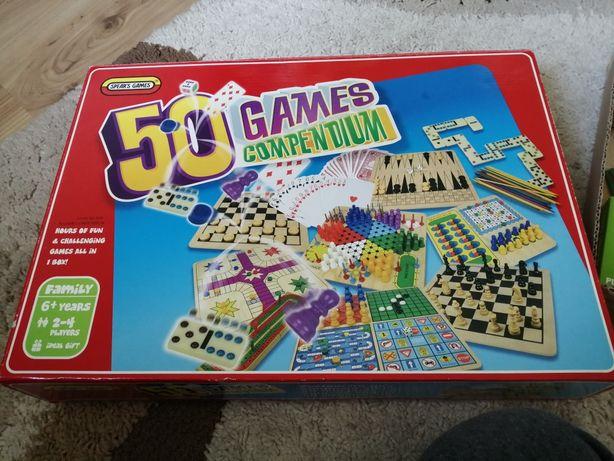 Zestaw 50 gier 50 games compendium