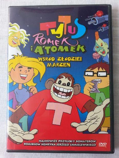 Płyta DVD Tytus, Romek i A' Tomek wśród złodziei marzeń
