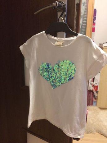 Zara koszulka 128