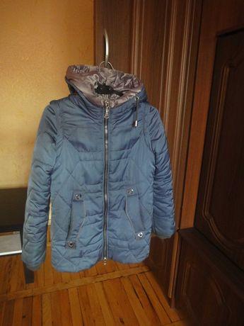 Куртка на девочку 134 рост