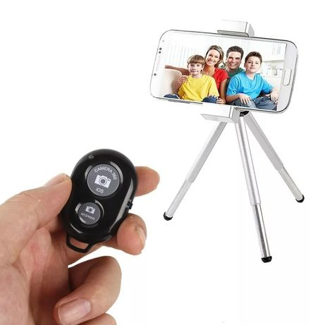 Bluetooth пульт для телефону, планшету. Кнопка для камери.