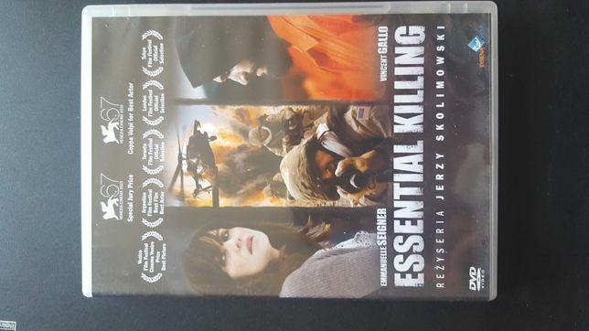 Essential Killing, Jerzy Skolimowski, DVD