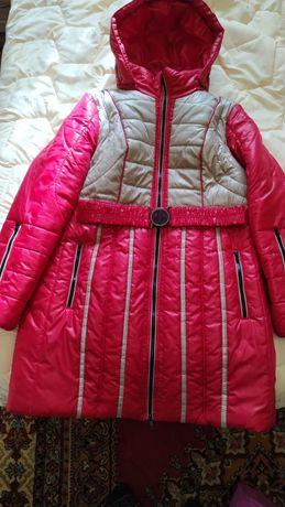 Зимнее пальто 52