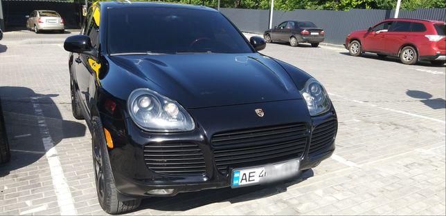 Porsche cayenne Turbo S 2006 4.5 (газ , бензин)