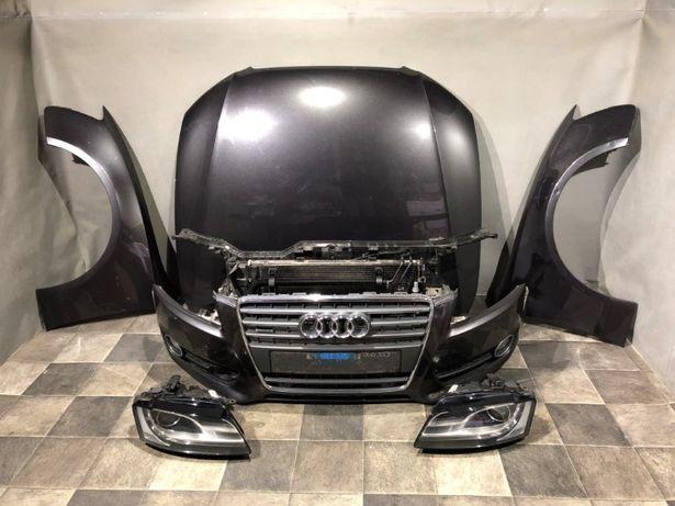 Разборка Ауди А5 Audi капот фара дверь крыло бампер телевизор фонари