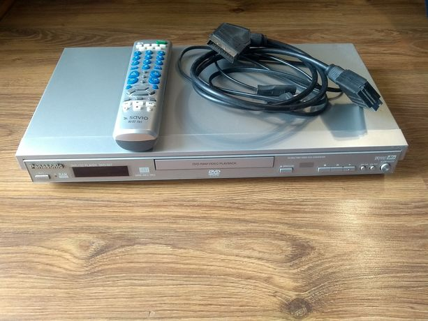 DVD Panasonic DVD S27