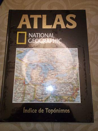 Atlas National Geographic - Livro Volume 24