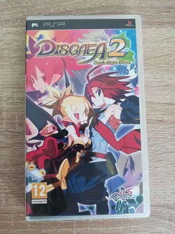 Disgaea 2 Dark Hero Days - Playstation Portable PSP
