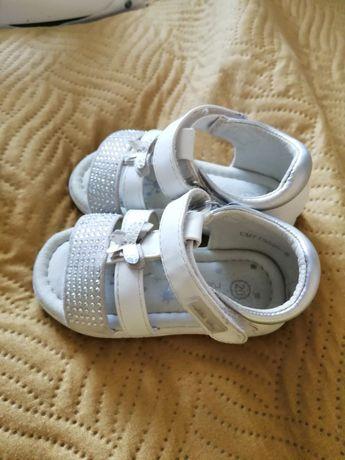 Sandały rozmiar 20