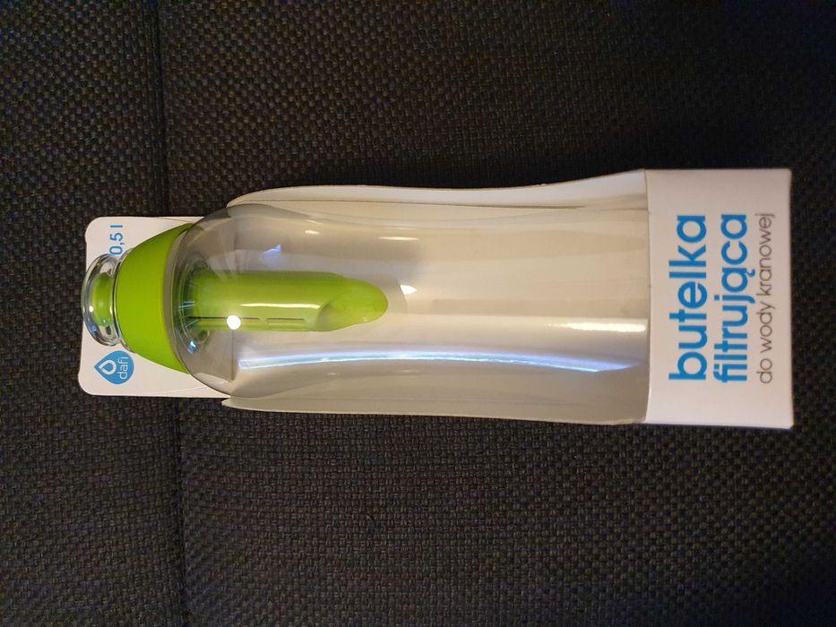 Dafi - Butelka z wymiennym filtrem 500 ml zielona Wrocław - image 1