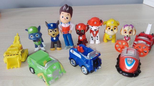 Zestaw figurek Psi Patrol figurki Psi Patrol figurki
