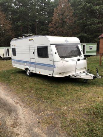Przyczepa campingowa Hobby 495