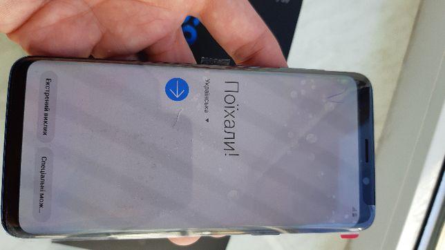 Samsung Galaxy s9 g960f Duos Европа! Новый 100% Не Ref!