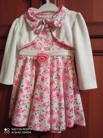Платтячко на дівчинку  двох років