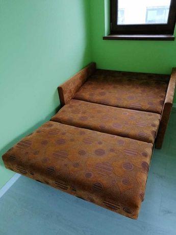 Sofa rozkładana amerykanka dwuosobowa fotel rozkładany dwuosobowy