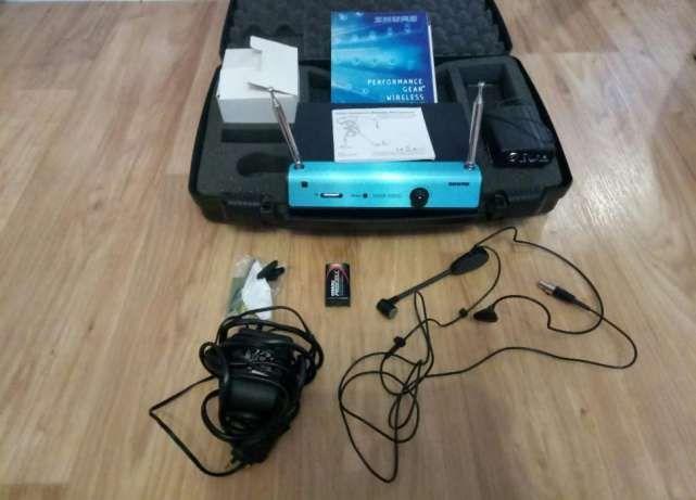 Беспроводной головной микрофон Shure PG30 (оригинал)