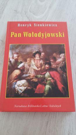 Sienkiewicz - Pan Wołodyjowski TWARDA OPRAWA