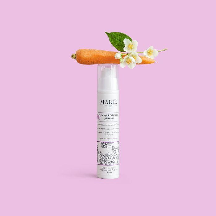 Крем для обличчя денний Ліфтинг 5 мл від Marie Fresh Cosmetics Буча - изображение 1